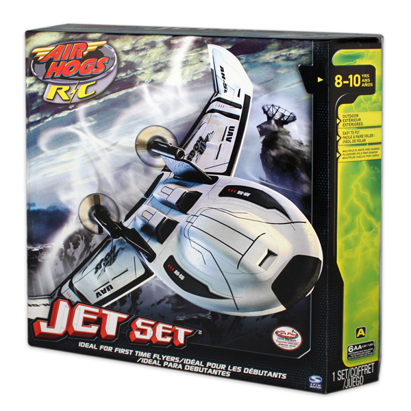 AIR HOGS Jet Set