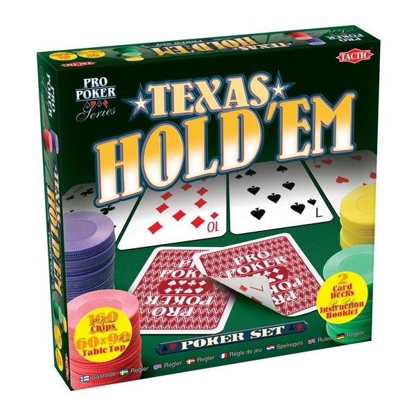 Set Poker Texas Hold'em, 200 jetoane
