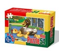 Mini Puzzle 54 - Animale domestice