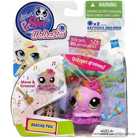Littlest Pet Shop Animalute Dansatoare