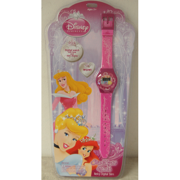 Ceas Digital Slim Disney Princess