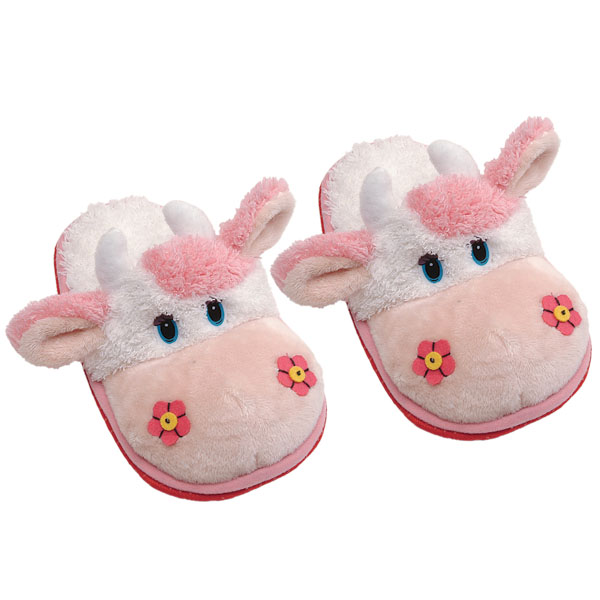 Cow slippers 35-37