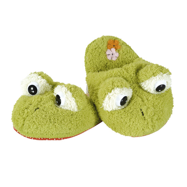 FROG SLIPPERS NO. 35-37