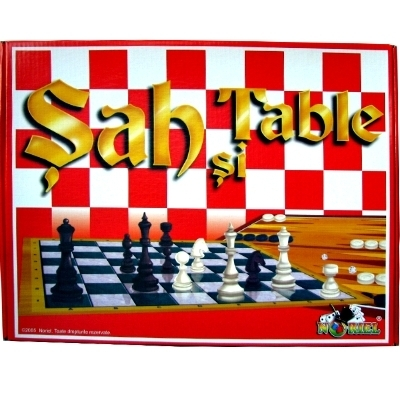 Sah si Table (in cutie de carton)