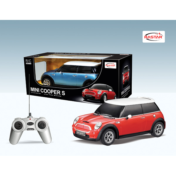 1:24 scale MINICOOPERS